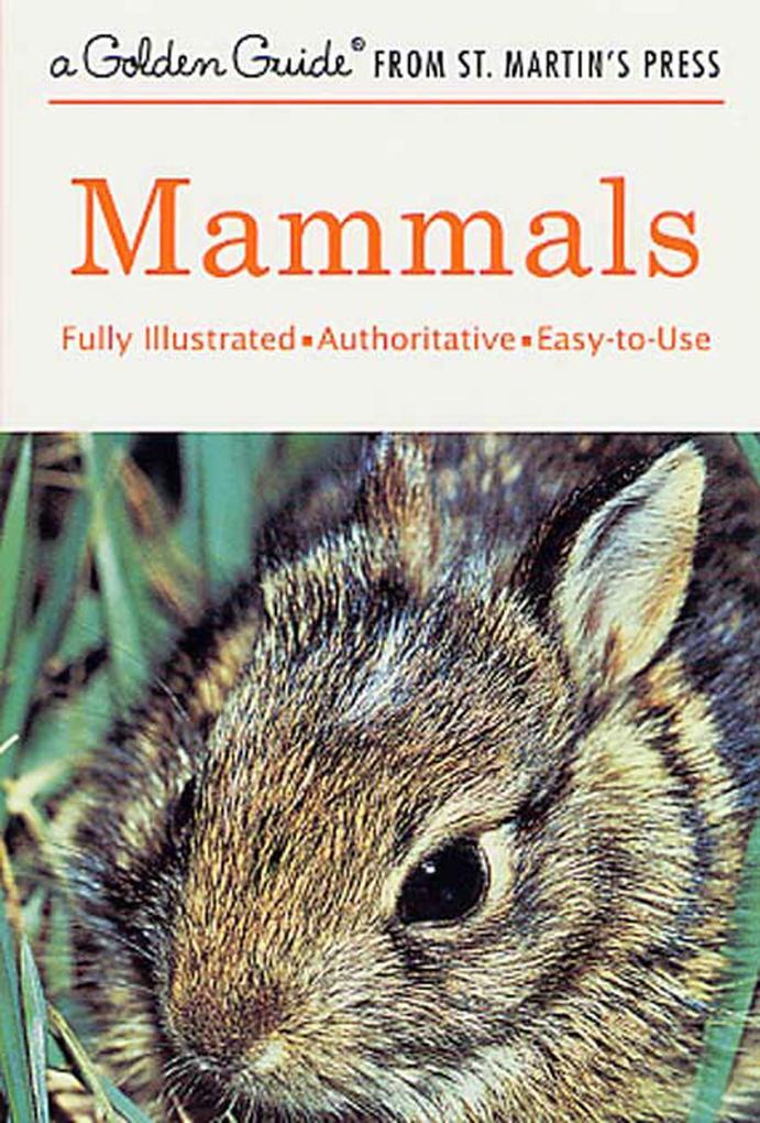 Mammals als Taschenbuch