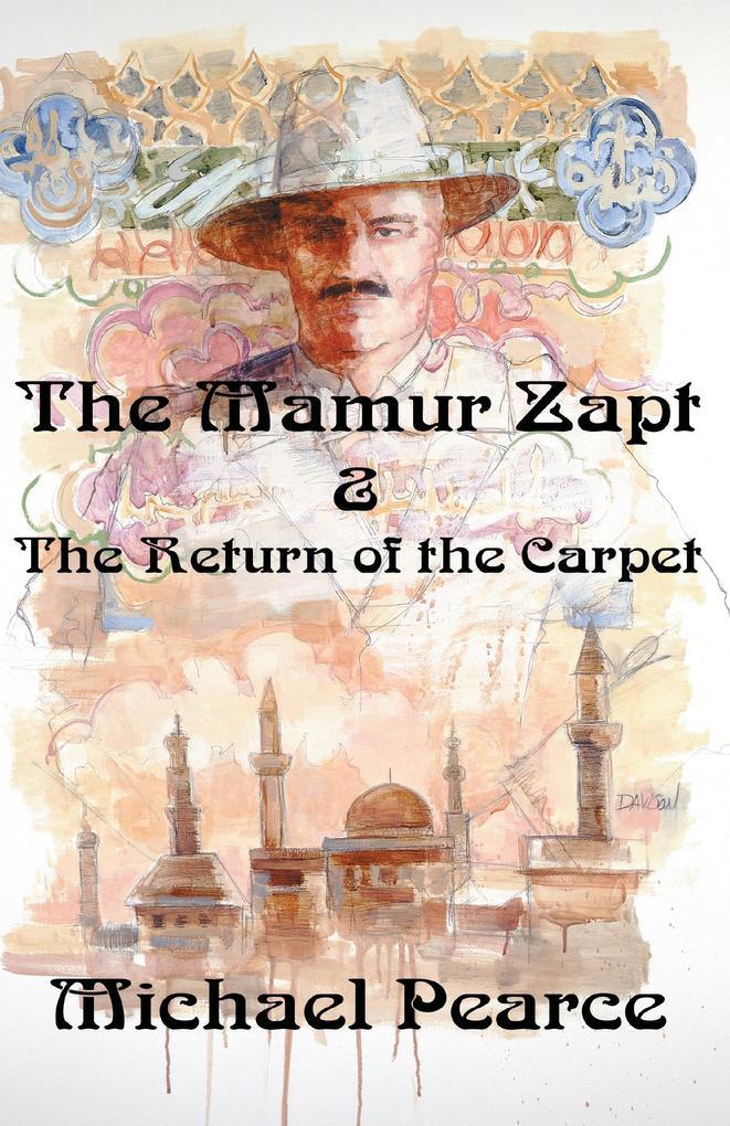 The Mamur Zapt & the Return of the Carpet als Buch