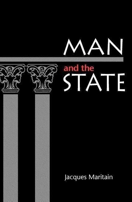Man and the State als Taschenbuch