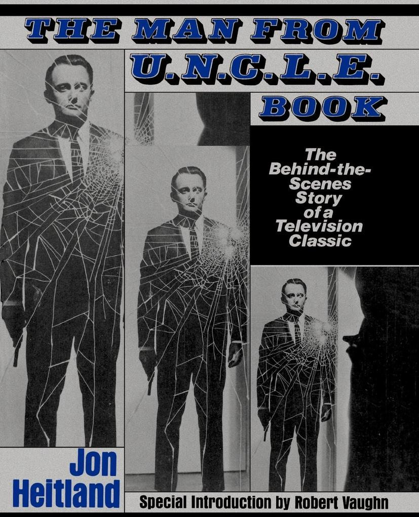 The Man from U.N.C.L.E. Book als Buch