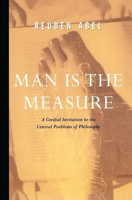 Man Is the Measure als Taschenbuch