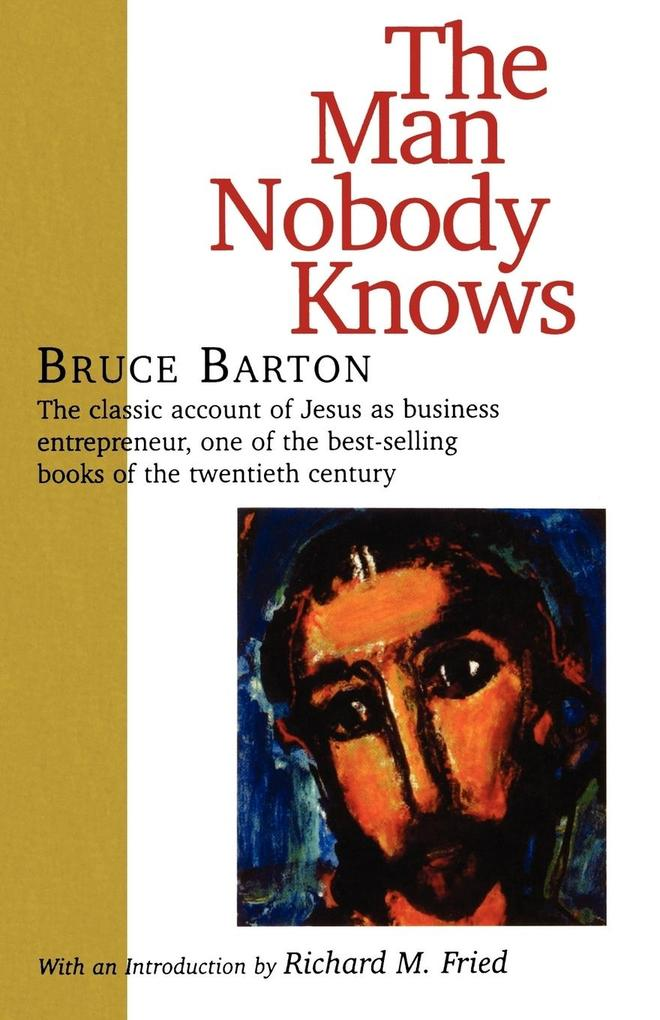 The Man Nobody Knows als Taschenbuch