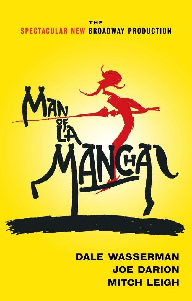 Man of La Mancha als Taschenbuch