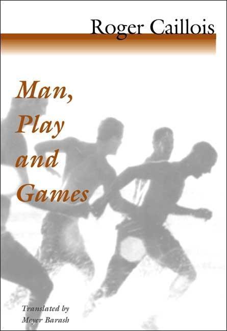 Man, Play and Games als Taschenbuch