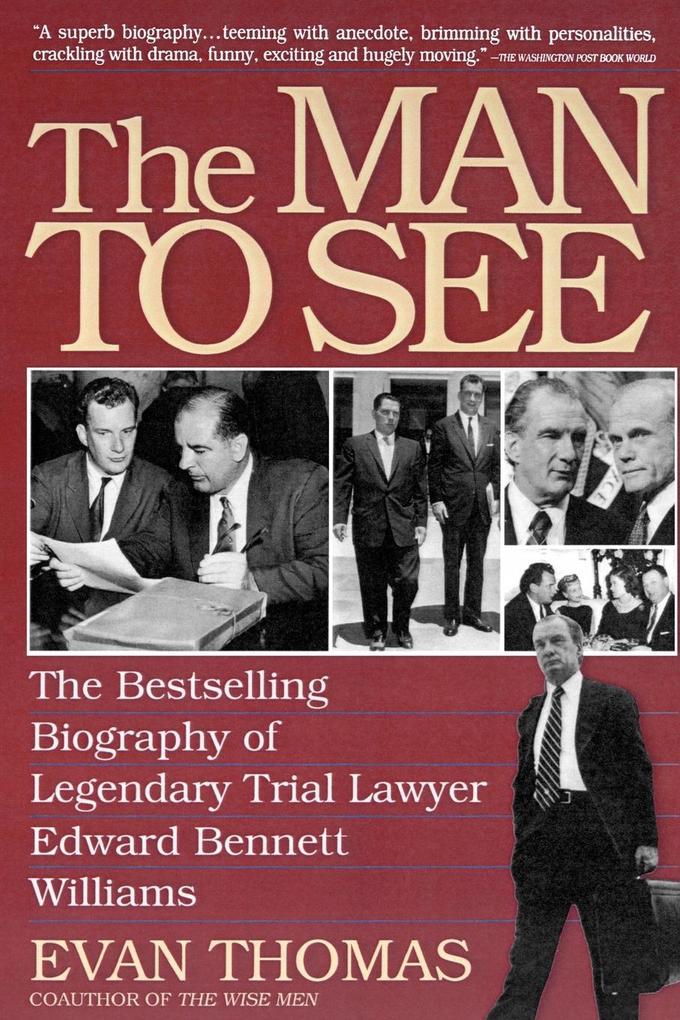The Man to See als Taschenbuch