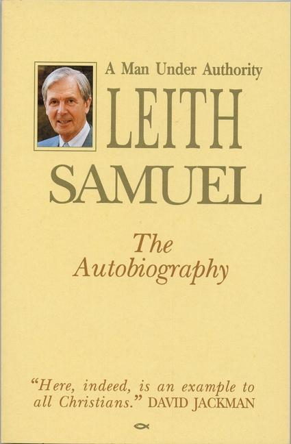 Leith Samuel - Man Under Authority als Taschenbuch
