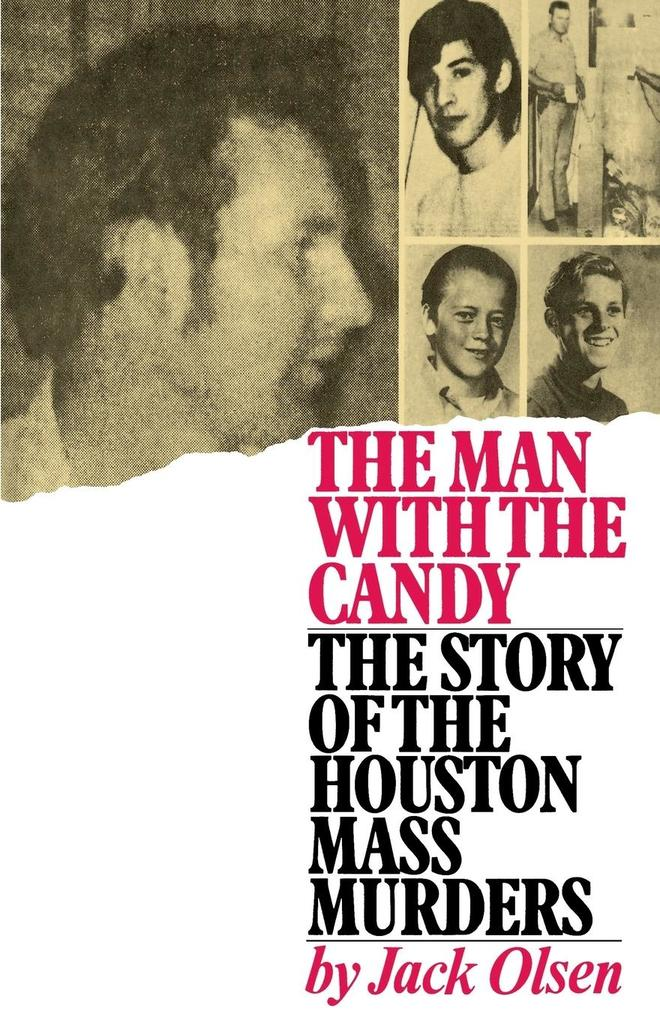 The Man with the Candy als Buch
