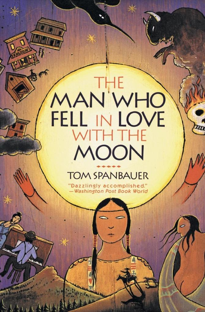 The Man Who Fell in Love with the Moon als Buch