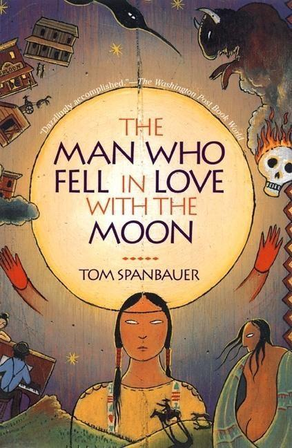 The Man Who Fell in Love with the Moon als Taschenbuch