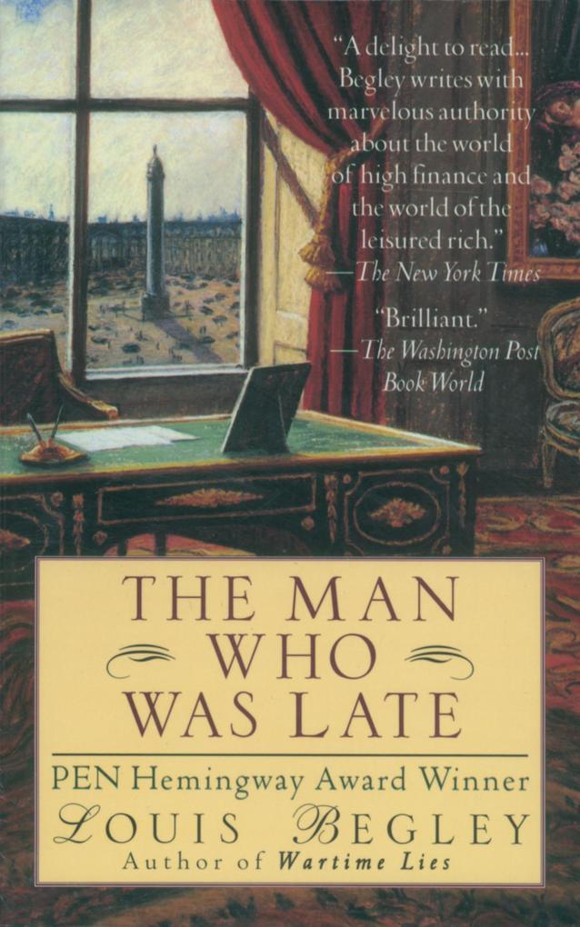 Man Who Was Late als Taschenbuch