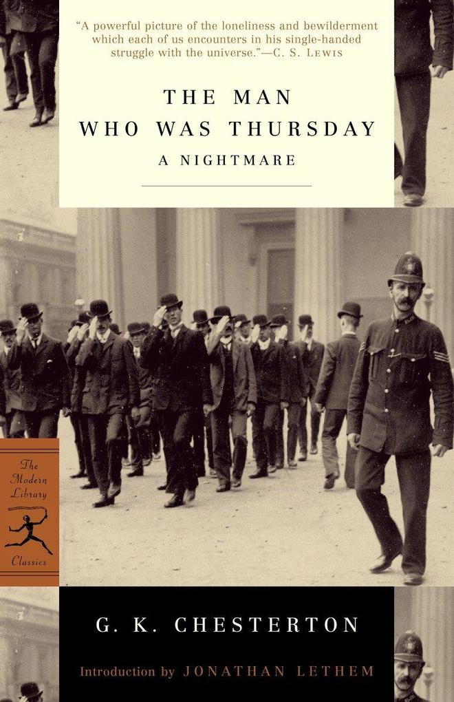 The Man Who Was Thursday: A Nightmare als Taschenbuch