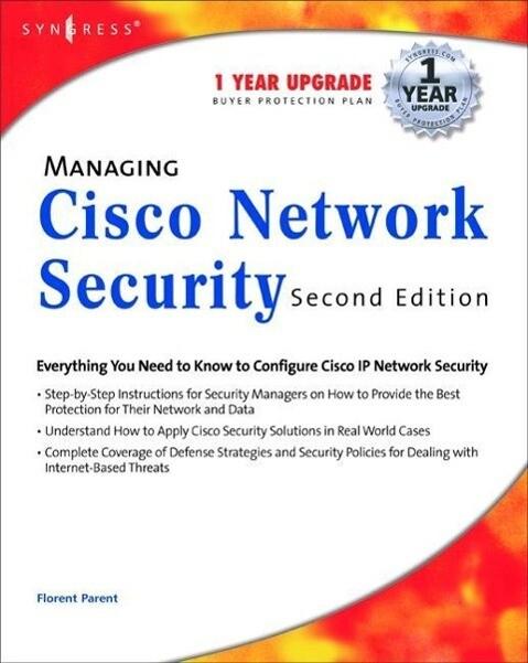 Managing Cisco Network Security als Taschenbuch
