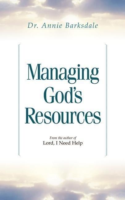 Managing God's Resources als Taschenbuch