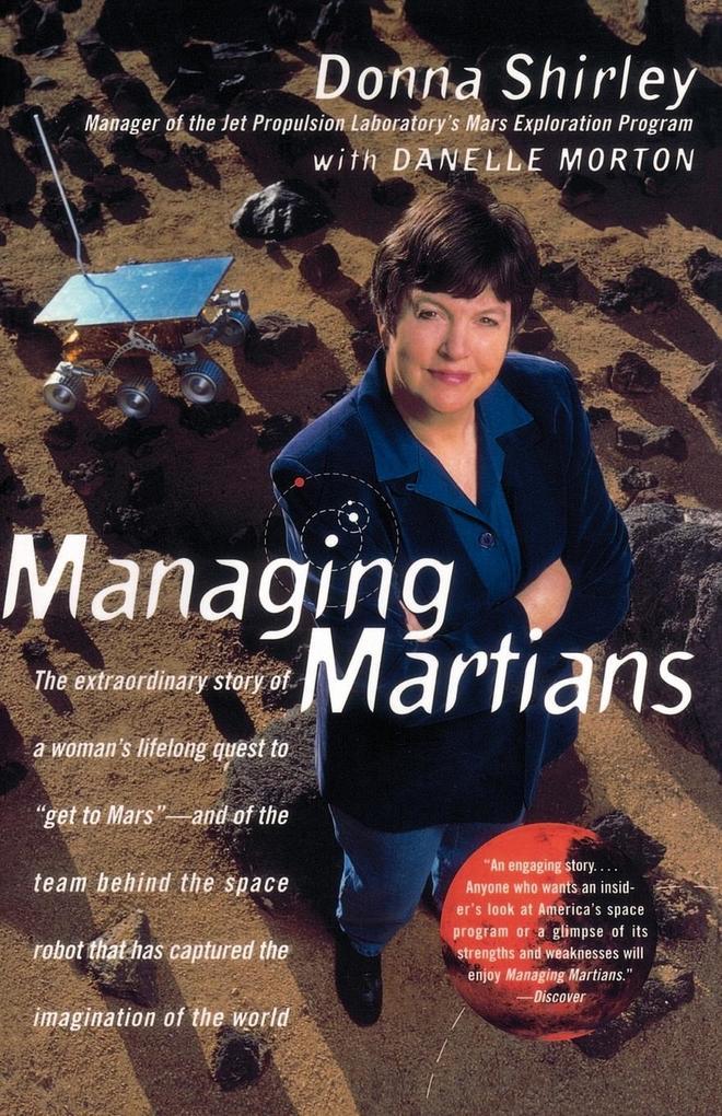 Managing Martians als Taschenbuch