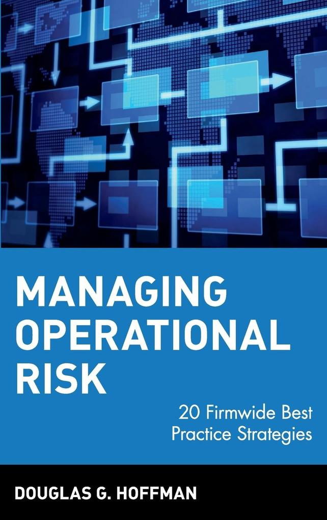 Managing Operational Risk als Buch