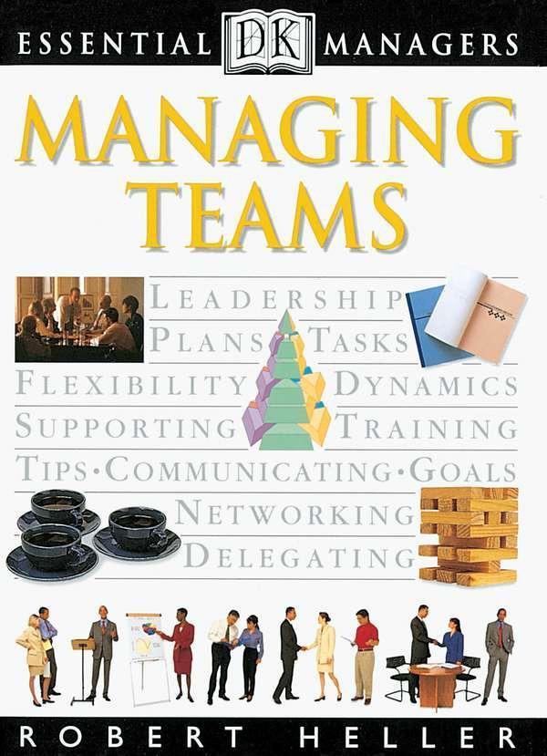DK Essential Managers: Managing Teams als Taschenbuch