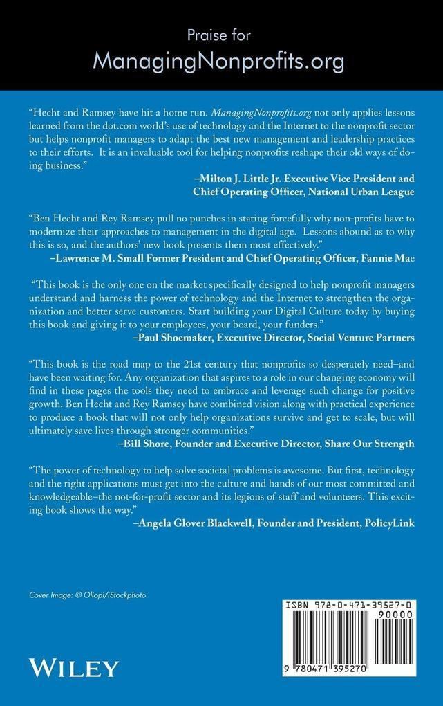 Managingnonprofits.Org: Dynamic Management for the Digital Age als Buch