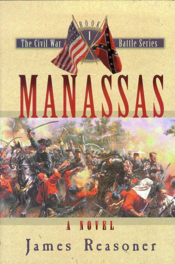Manassas als Buch