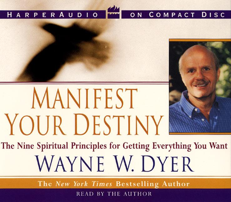 Manifest Your Destiny CD als Hörbuch