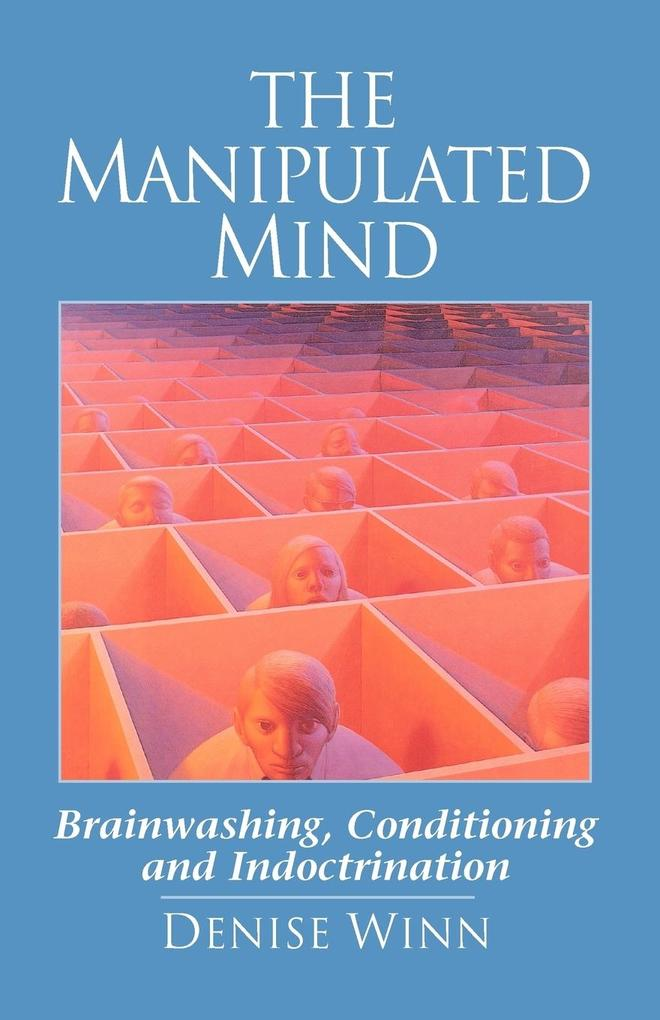 The Manipulated Mind als Buch