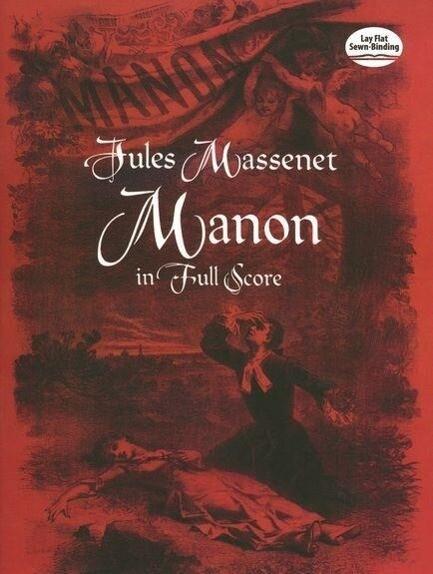 Manon in Full Score als Taschenbuch