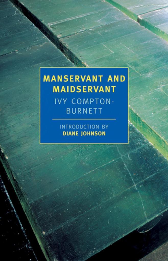 Manservant and Maidservant als Taschenbuch