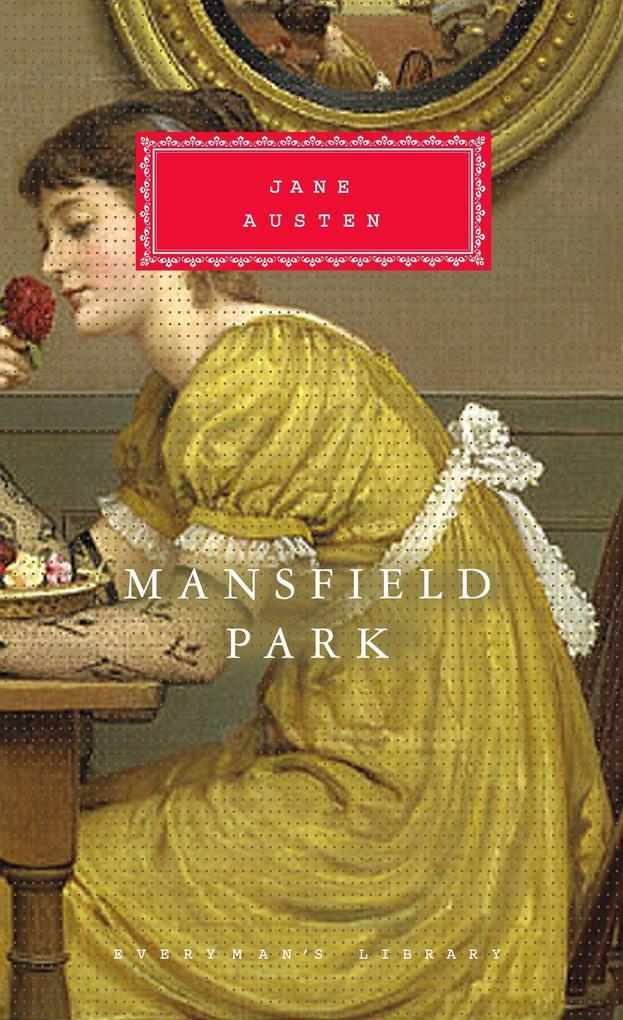 Mansfield Park als Buch