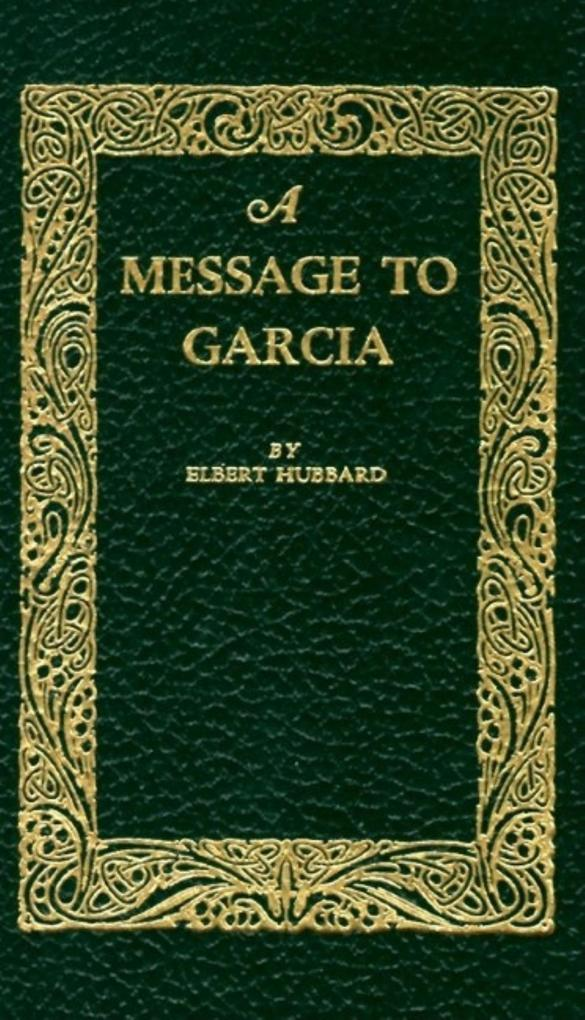 A Message to Garcia als Buch