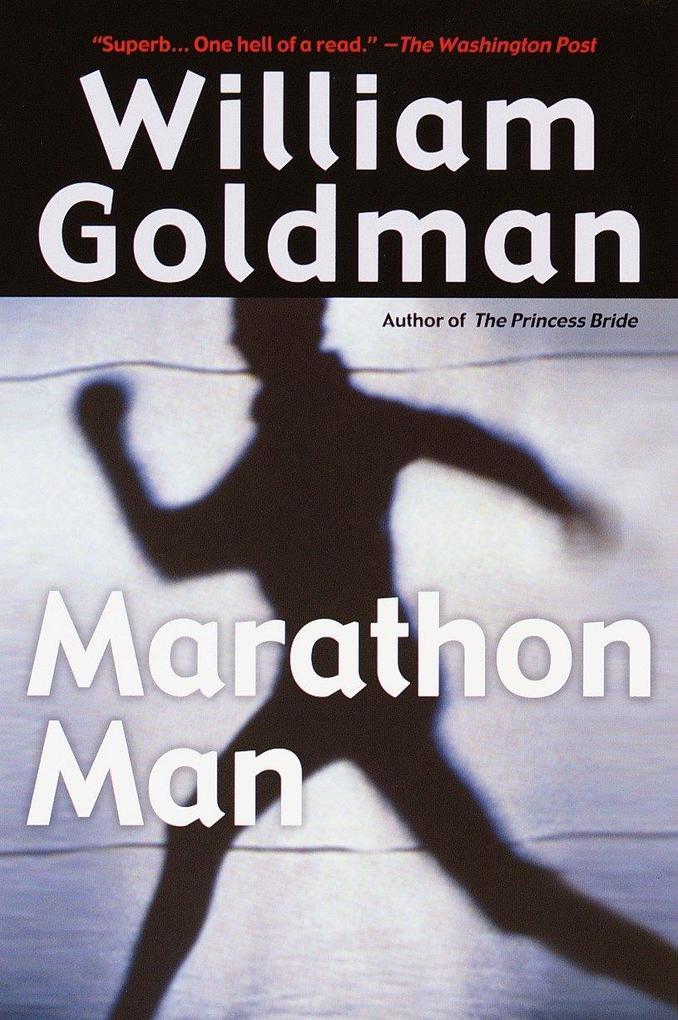 Marathon Man als Taschenbuch