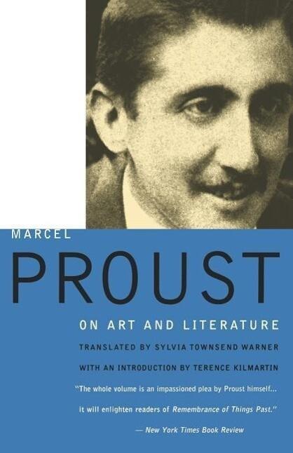 Proust on Art and Literature als Taschenbuch