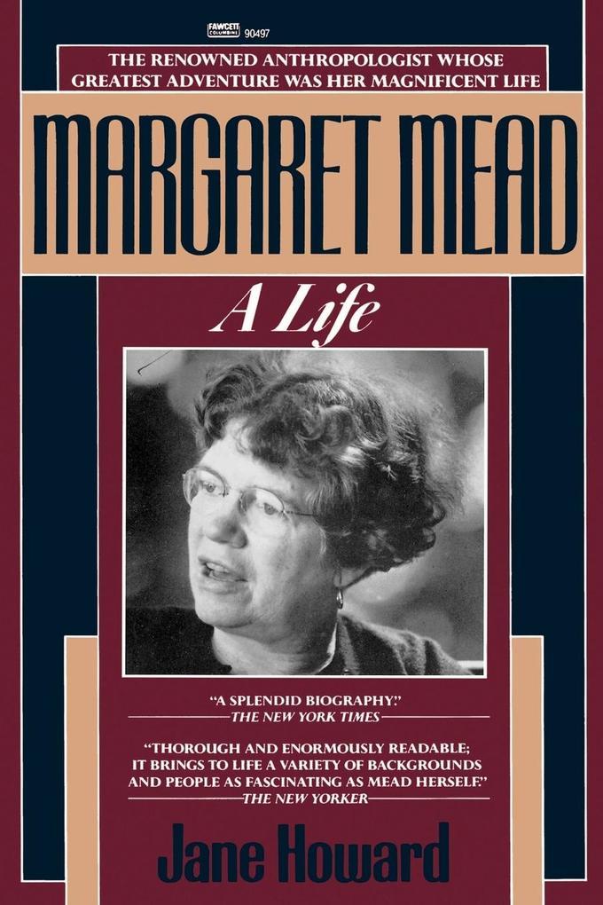 Margaret Mead als Taschenbuch