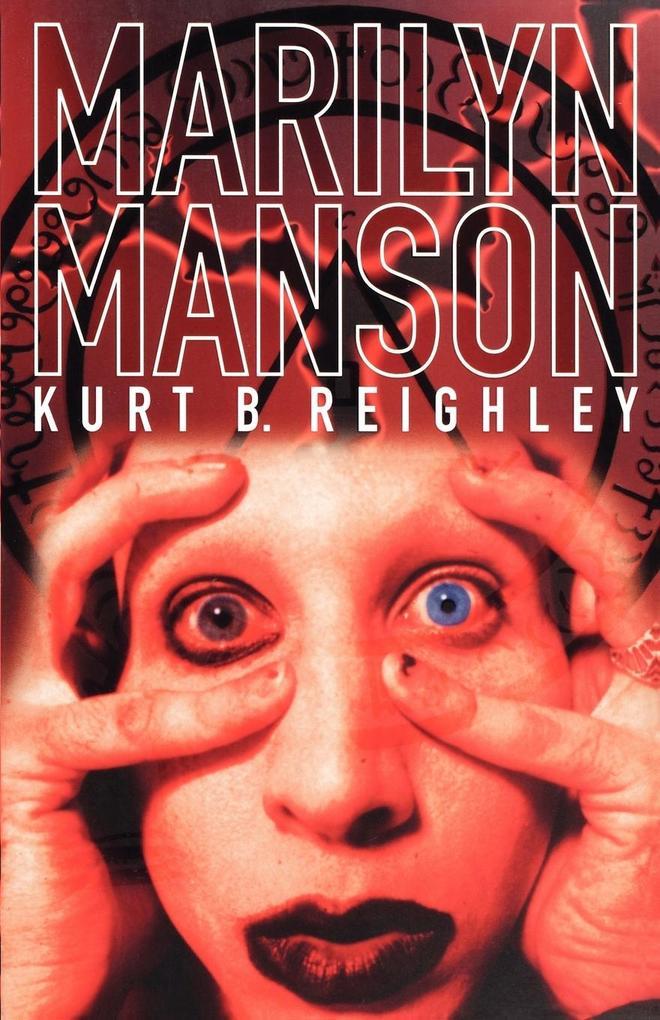 Marilyn Manson als Buch