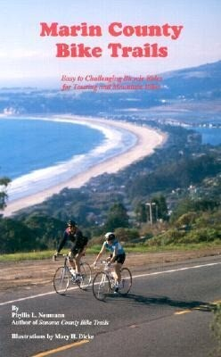 Marin County Bike Trails: Easy to Challenging Bicycle Rides for Touring and Mountain Bikes als Taschenbuch