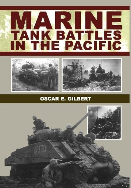 Marine Tank Battles in the Pacific als Buch