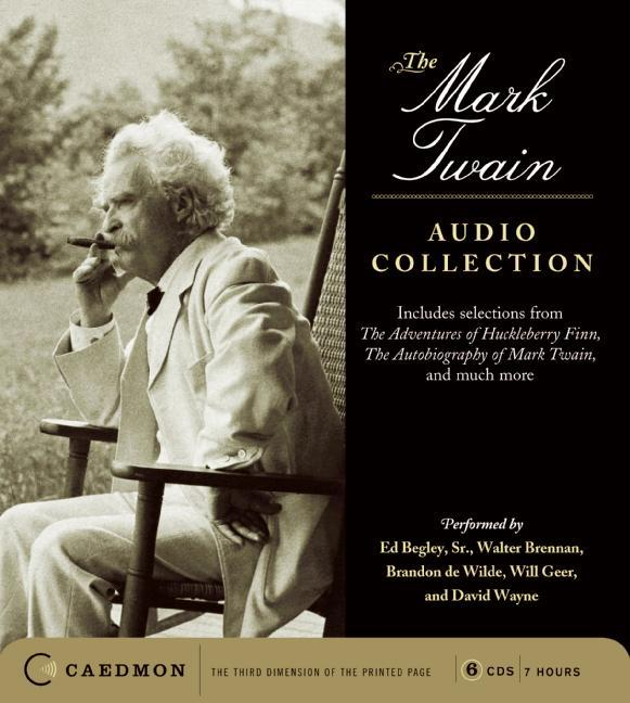 Mark Twain Audio CD Collection als Hörbuch