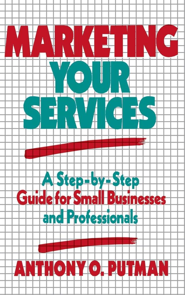 Marketing Your Services als Buch