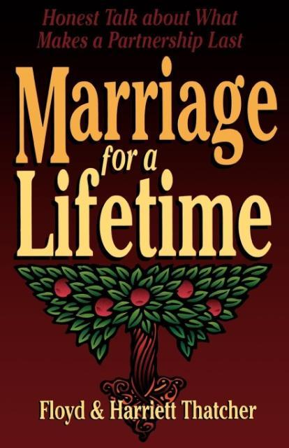 Marriage for a Lifetime als Taschenbuch