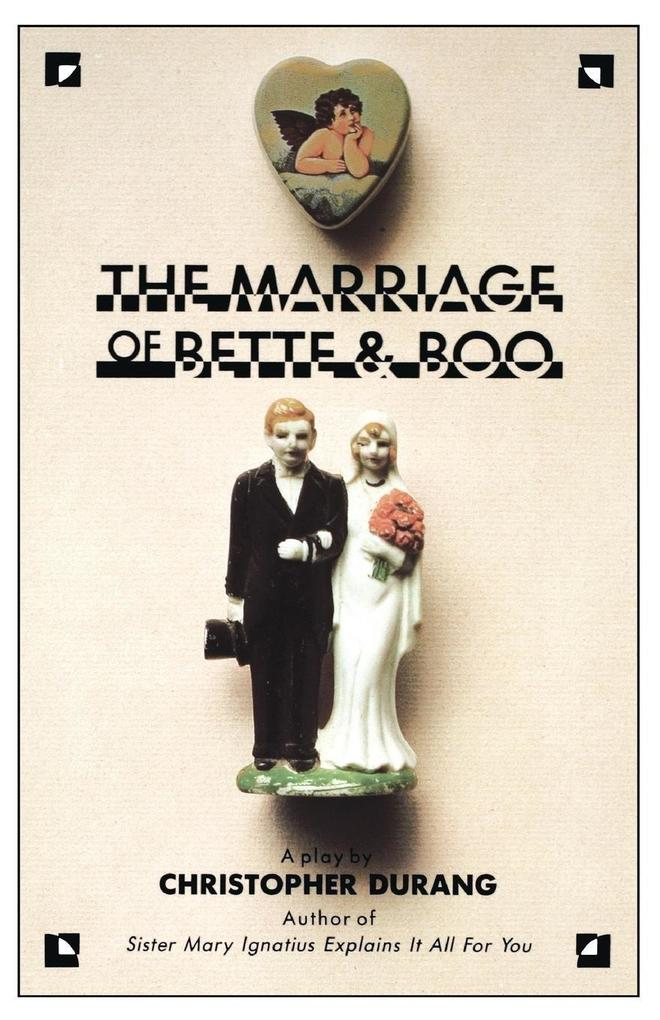 The Marriage of Bette and Boo als Taschenbuch