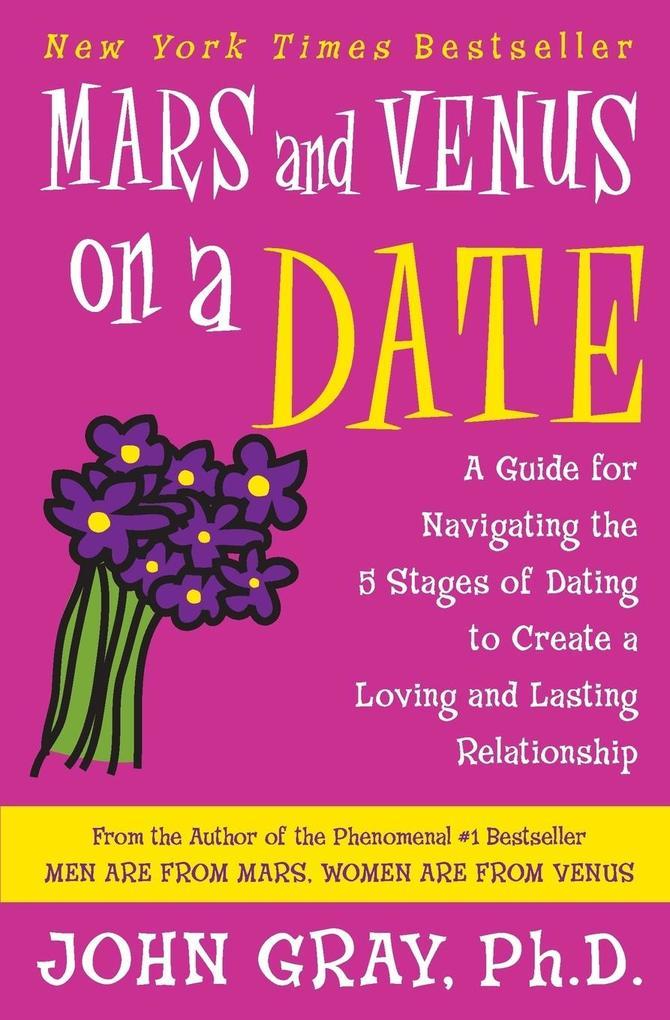 Mars and Venus on a Date als Buch (kartoniert)