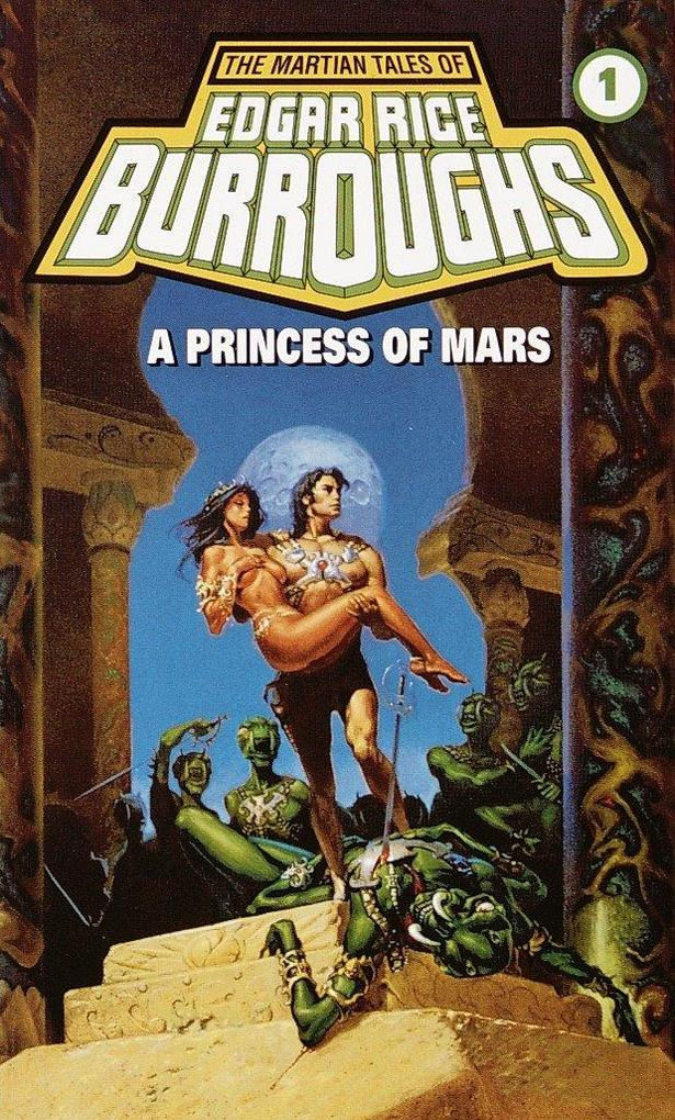 A Princess of Mars: A Barsoom Novel als Taschenbuch