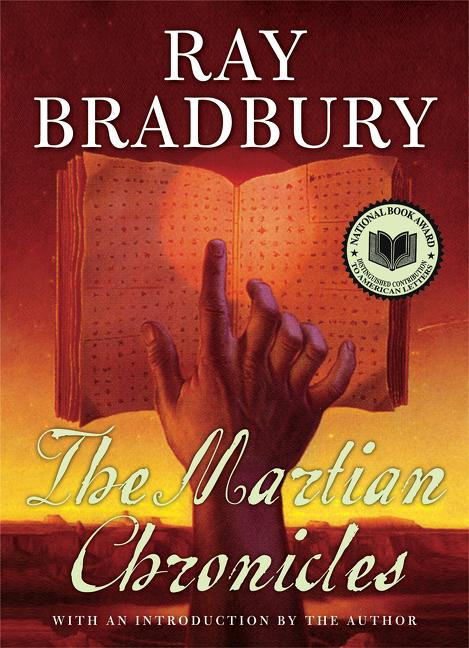 The Martian Chronicles als Buch
