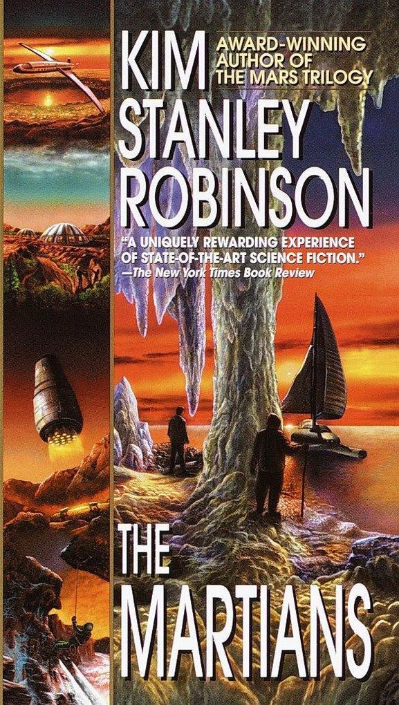 The Martians als Taschenbuch
