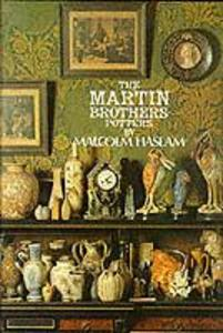 The Martin Brothers, Potters als Buch