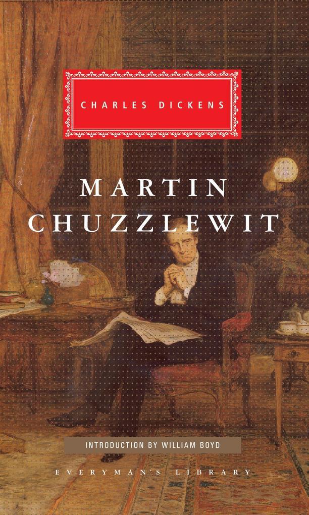 Martin Chuzzlewit als Buch