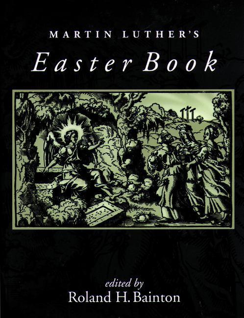 Martin Luther Easter Book als Taschenbuch