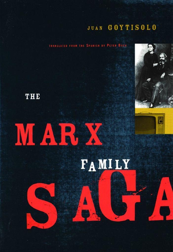 The Marx Family Saga als Taschenbuch