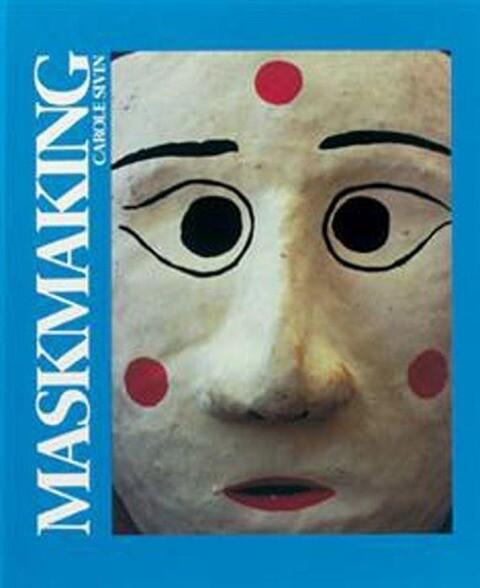 Maskmaking als Buch