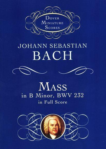 Mass in B Minor in Full Score als Taschenbuch