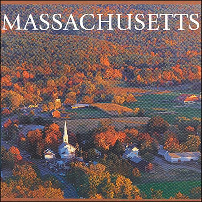 Massachusetts als Buch