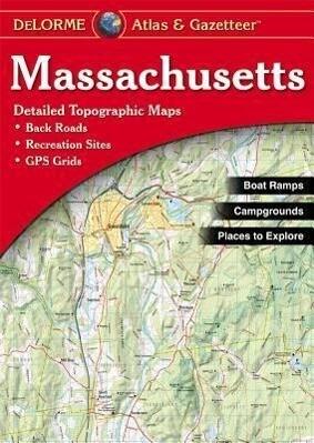 Massachusetts als Taschenbuch